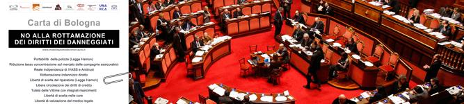 Carta di Bologna in Parlamento