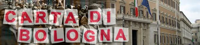 Carta di Bologna a Montecitorio