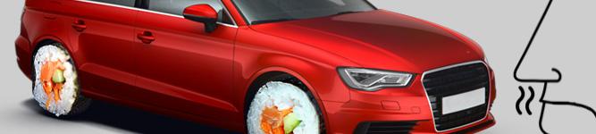 Sushi car