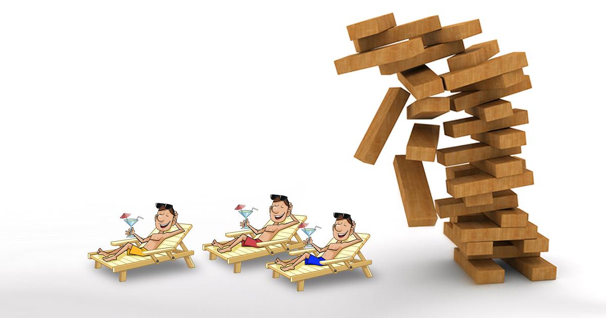 Crolla il muro sul parastato