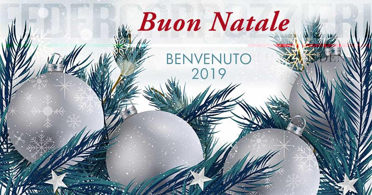 Buon Natale 2018 da Federcarrozzieri