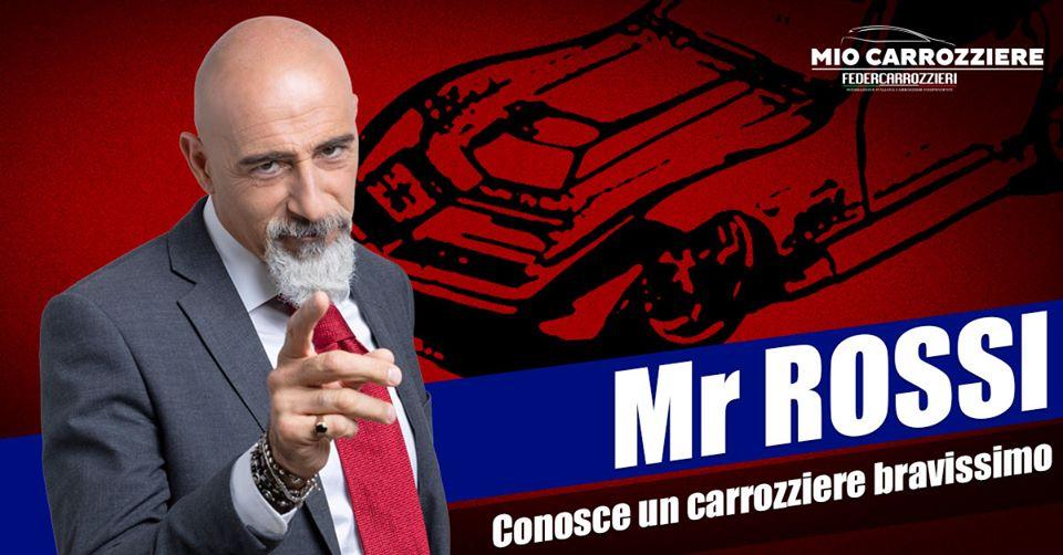 Mr Rossi Conosce un carrozziere bravissimo