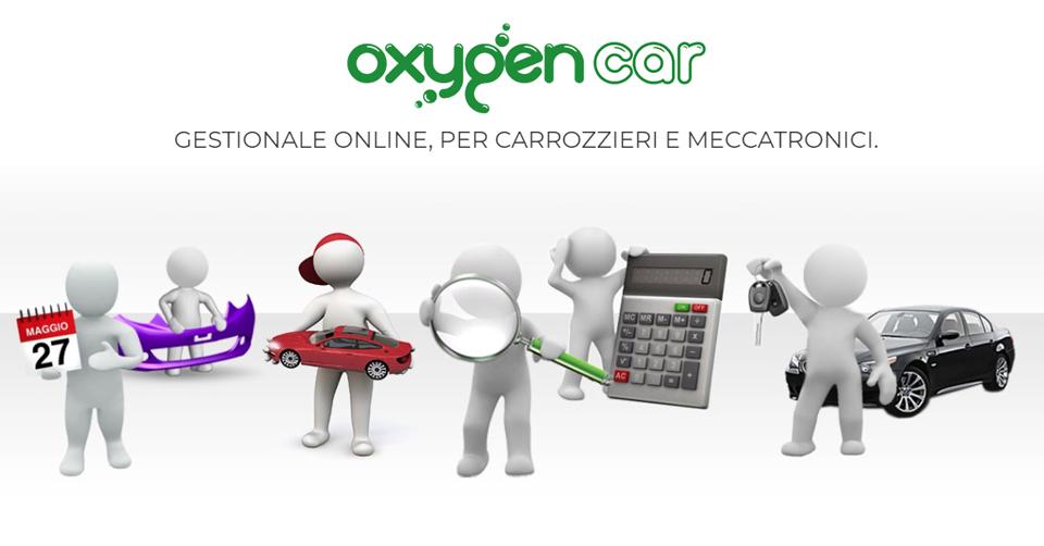 fai l'upgrade a OxyegnCar Premium, in promozione fino al 30 settembre