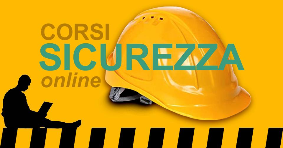 Corsi sicurezza online